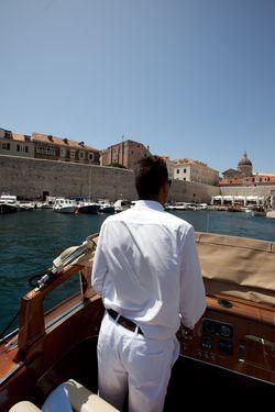 Le moyen de transport de la Villa Dubrovnik